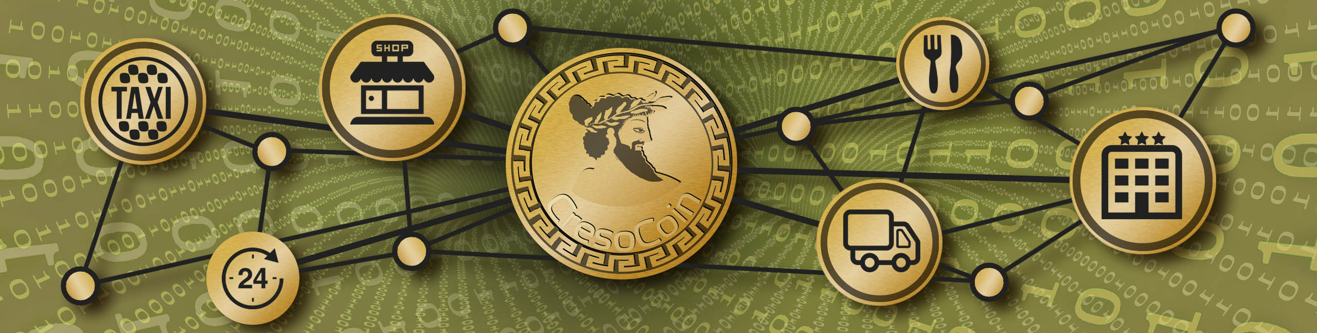 Cresocoin title image